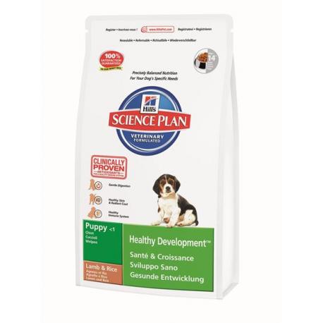 HILLS SP Ca Puppy Lamb & Rice