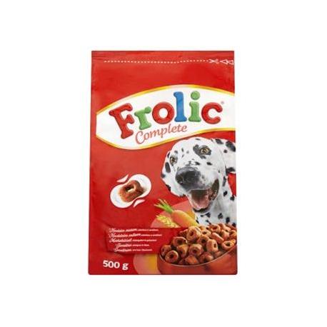 Mars FROLIC Complete dog hov.& zelenina & obilniny