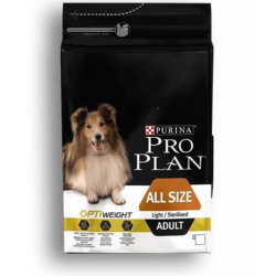 Proplan MO Dog Opti Weight Adult All Size Light/Sterilised