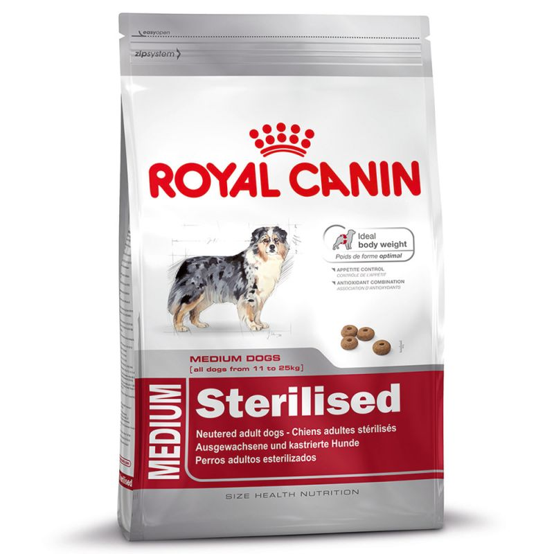 e164c54b9d Royal Canin MEDIUM STERILISED. Loading zoom