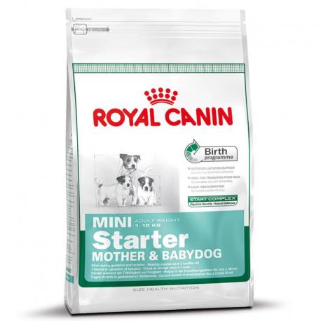 Royal Canin MINI STARTER & BABY DOG
