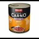 Animonda GRANCARNO® dog adult hovädzie a kačacie srdiečka 400g konzerva