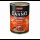 Animonda GRANCARNO® dog senior hovädzie kura a morčacie srdiečka 400g konzerva