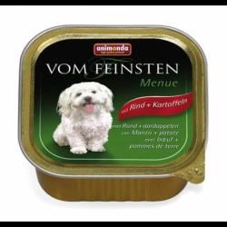 Animonda Vom Feinsten dog ADULT hovädzie a zemiaky 150 g