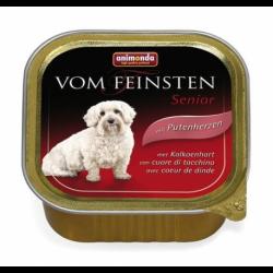 Animonda Vom Feinsten dog SENIOR morčacie srdiečka 150 g