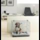 Klietka SAVIC Residence pre psa kovová 118 cm