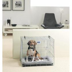 Klietka SAVIC Residence pre psa kovová 76 cm