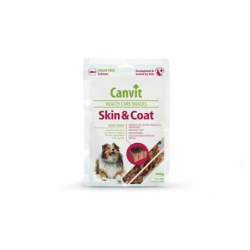 Pamlsok Canvit Health Care Skin & Coat Snack 200 g