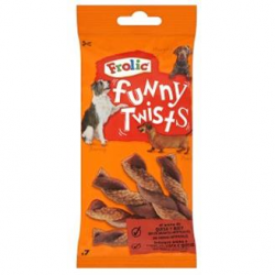 Pamlsok Mars FROLIC dog Funny Twists 140 g