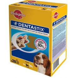 Pamlsok Mars PEDIGREE Denta Stix Medium 28 ks 720 g