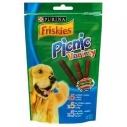 Pamlsok NESTLÉ FRISKIES dog PICNIC Variety 126 g