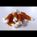 Pamlsok Salač Kosť kalciová mäkká obalená kuracím mäsom 250 g