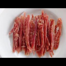Pamlsok Salač Prúžok kačací sušený 250 g