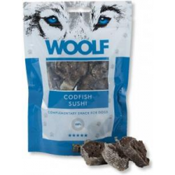 Pamlsok Woolf Dog Codfish Sushi 100 g
