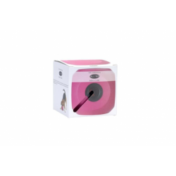 Hračka BUSTER interaktívna kocka, pre psa do 10 kg, ružová