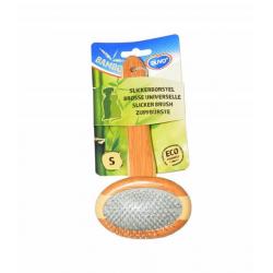 Hrebeň DUVO+ uhladzovač kefa bambus Small18 x 9 cm