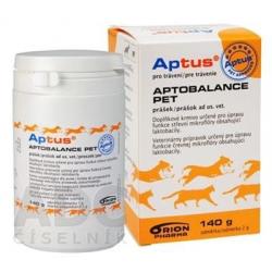 Aptus APTOBALANCE Pet powd 140 g