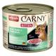 Animonda CARNY® cat Kitten hovädzie,kura a králik 200 g konzerva