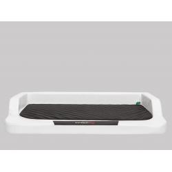 Ortopedický pelech pre psa MEDICO LUX biely s čiernym matracom