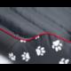 Pelech pre psa PRESTIGE šedý s labkami