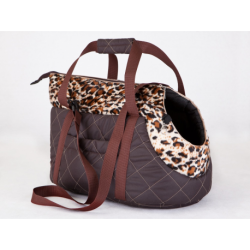 Taška pre psa leopard